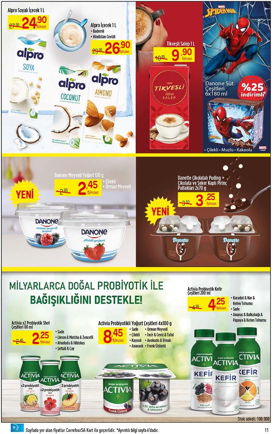 CarrefourSA 24 Kasım - 3 Aralık 2020 Aktüel Ürünler Kataloğu