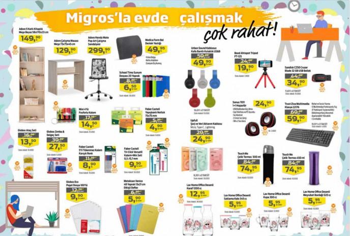 Migros 26 Kasım-09 Aralık 2020 Aktüel Ürünler Kataloğu
