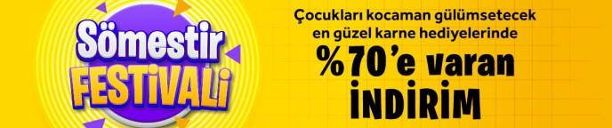 Morhipo Sömestır Festivali Başladı! %70'e Varan İndirimle