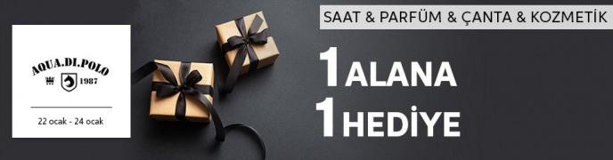 Trendyol Saat, Parfüm, Çanta ve Kozmetik Ürünlerde 1 ALANA 1 HEDİYE!