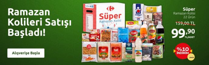 CarrefourSA'da Ramazan Koli Satışları Başladı!