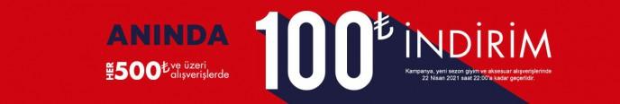 Mudo'da 500 TL ve Üzeri Alışverişlerinizde 100 TL Kazanın