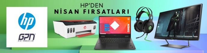 HP Marka Teknoloji Ürünlerinde Nisan Ayına Özel Fırsatlar Morhipo'da!