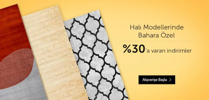 n11'de Halı Modelleri Bahara Özel %30'a Varan İndirimlerle!