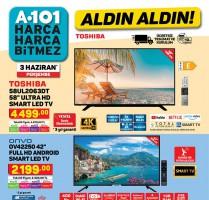 A101 3 Haziran 2021 Aktüel Ürünler Kataloğu
