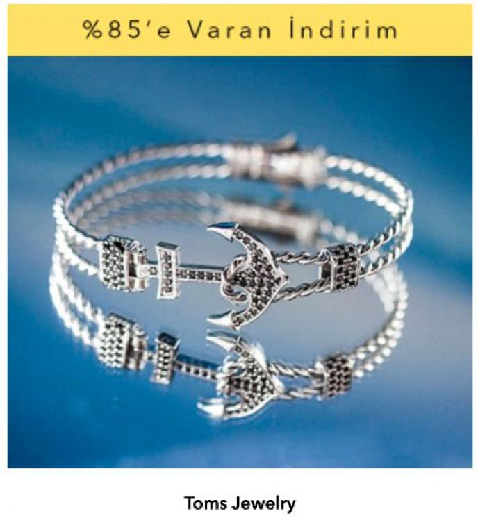 Lidyana' da Modern & Şık Takılarda %85'e Varan İndirim Fırsatı!