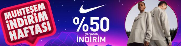 Morhipo Muhteşem İndirim Haftası: Nike Ürünlerinde %50'ye Varan İndirim