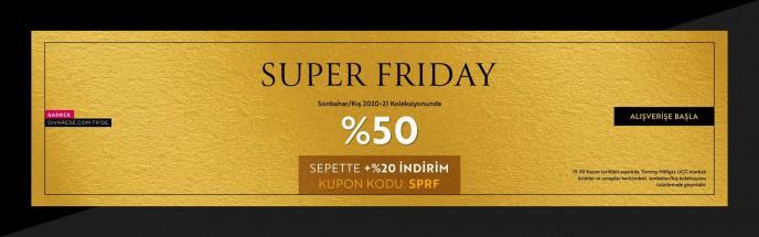 Divarese.com.tr'de Super Friday Başladı!