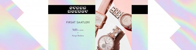 Lidyana Cyber Monday Fırsatları: Saat Modellerinde %85'e Varan İndirimler