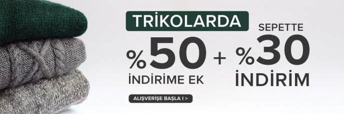 Tudors Trikolarda %50+%30 İndirim Fırsatları