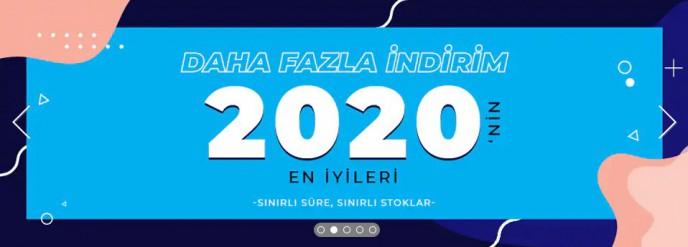 Modanisa'da 2020'nin En İyileri İndirimde!