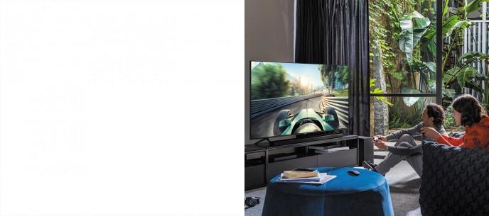 Bu Sene Eğlence Samsung TV'lerle Evinizde!