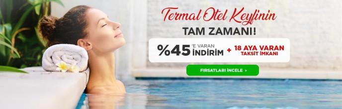 Tatilbudur.com'da Termal Tatil Fırsatları Başladı!