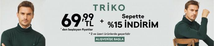 Avva Trikolarda Sepette +%15 İndirim Fırsatı!