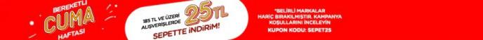 Modanisa'da Bereketli Cuma Haftası! Tüm Ürünlerde %50 Net İndirim