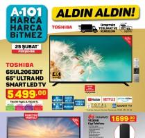 A101 25 Şubat 2021 Aktüel Ürün Kataloğu