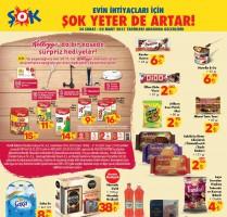 ŞOK 24 Şubat-2 Mart Aktüel Ürünler Kataloğu