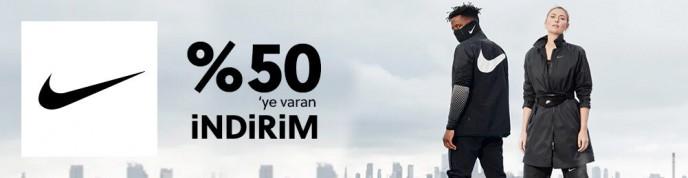 %50'ye Varan Nike İndirimi Morhipo'da!