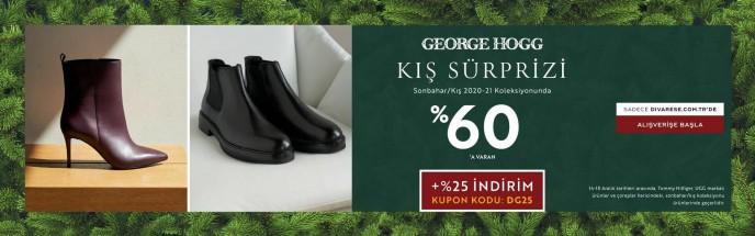 Divarese George Hogg Ürünlerinde Kış Sürprizi!