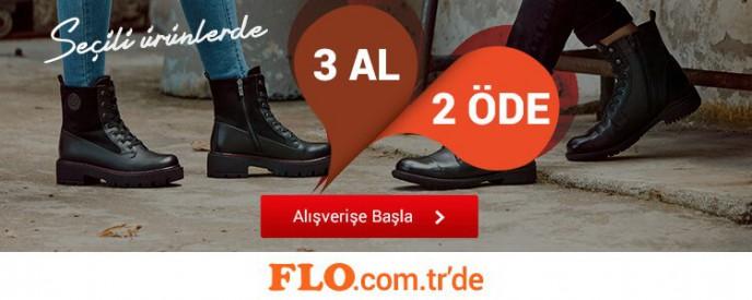 FLO, 3 Al 2 Öde Kampanyası