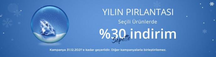 Brandroom Seçili Ürünlerde Sepette %30 İndirim!