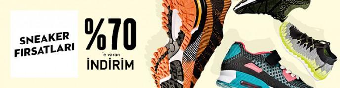Morhipo'da Sneaker Fırsatları: %70'e Varan İndirimler