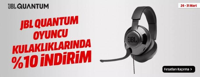 JBL Kulaklık Çeşitlerinde %10 İndirim MediaMarkt'ta!