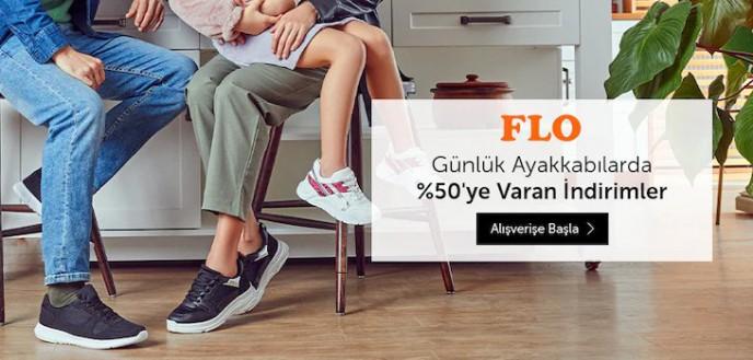 N11 Flo Ayakkabılarda Geçerli %50'ye Varan İndirimler