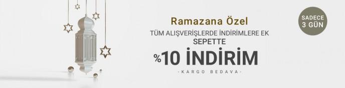 Pierre Cardin'de Ramazana Özel %10 Ek İndirim