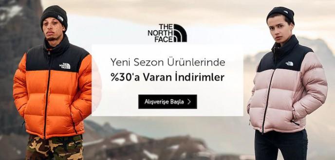 n11'de Seçili North Face Markalı Ürünlerde %30'a Varan İndirim