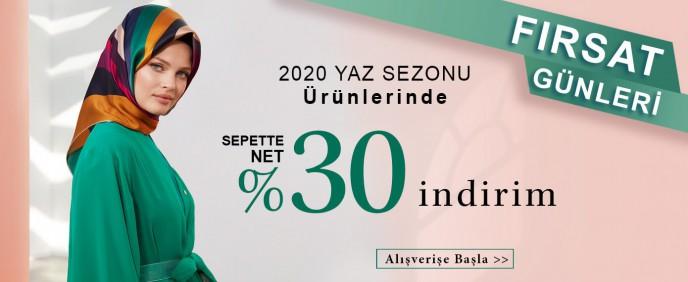 Armine 2020 Yaz Sezonu Ürünlerinde %30 İndirim
