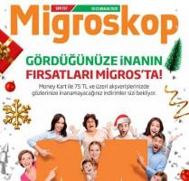 Migros 10-23 Aralık 2020 Migroskop Kataloğu