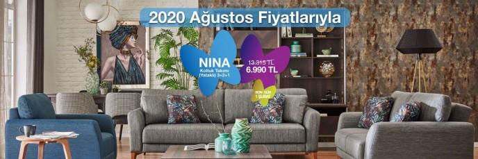 Kelebek Mobilya'da 2020 Ağustos Fiyatları ile Evinizi Yenileme Fırsatı!