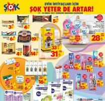 ŞOK 17-23 Şubat Aktüel Ürünler Kataloğu