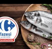 CarrefourSA'da Levrek Kampanyası!