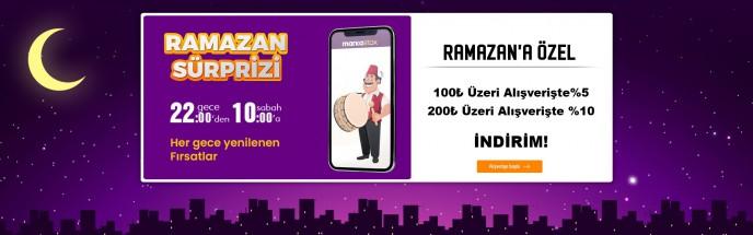 MarkaStok'ta Ramazan'a Özel %10 İndirim Fırsatı!