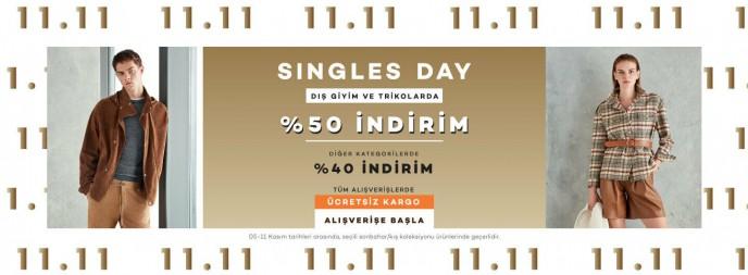 Network'te Singles Day'e Özel Ayrıcalıklı Fiyatlar