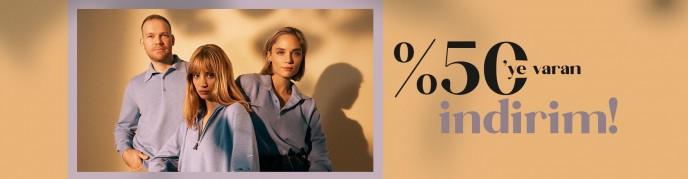 Silk and Cashmere'de %50'ye Varan İndirimler