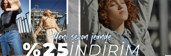 LTB'de Yeni Sezon Jean Modellerinde %25 İndirim
