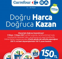 CarrefourSA 15-30 Nisan 2021 Aktüel Ürünler Kataloğu