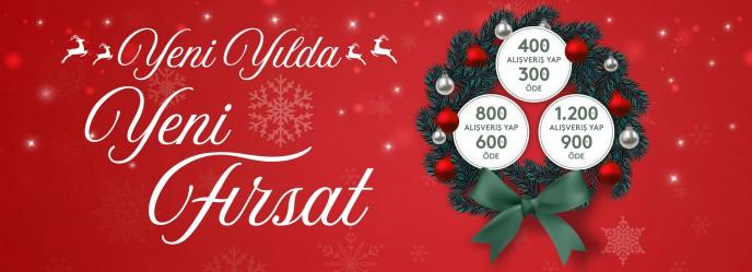 Chakra'da Yeni Yıla Özel Yeni Fırsatlar!
