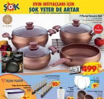 ŞOK 30 Ocak-2 Şubat Aktüel Ürünler Kataloğu