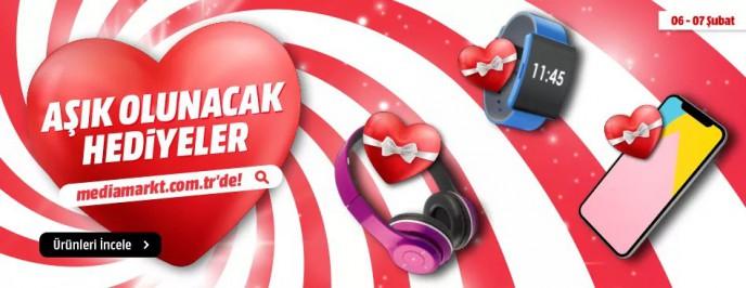 Aşık Olunacak Hediyeler MediaMarkt'ta!