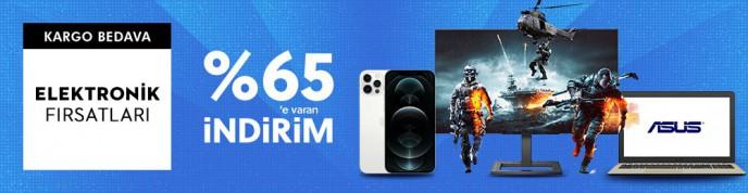 Morhipo Elektronik Ürünlerde %65'e Varan Fırsatlar!