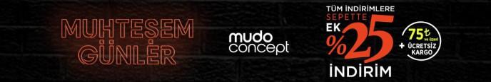 Mudo'da Muhteşem Günler Kampanyasına Özel Sepette %35'e Varan İndirimler