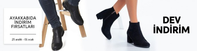 Trendyol Ayakkabıda Dev İndirim Fırsatları Başladı!