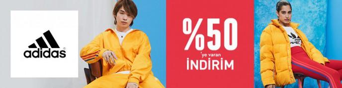 Morhipo Adidas Ürünlerinde %50'ye Varan İndirimler