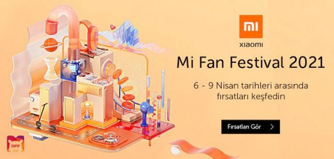Xiaomi Mi Fan Festivali Başladı!