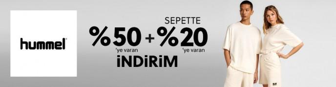 Morhipo Hummel Ürünlerinde %50'ye Varan + %20'ye Varan İndirimler