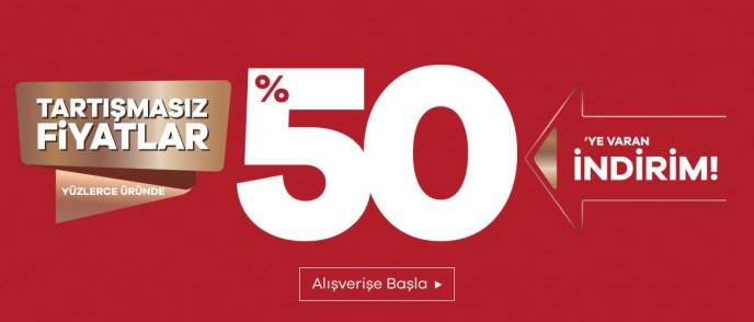 Karaca Home'da %50'ye Varan İndirimlerle Tartışmasız Fiyatlar!